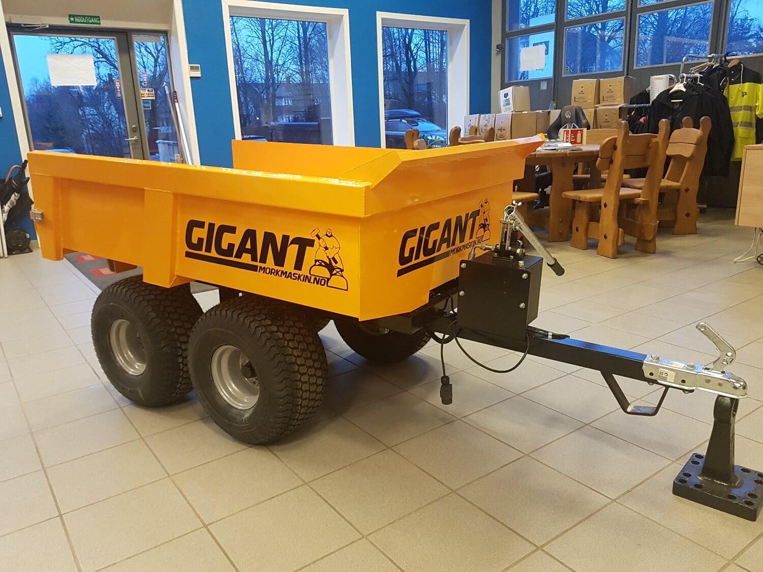 "Featured image for ""Kampanje på Gigant GW100 ATV tilhenger"""